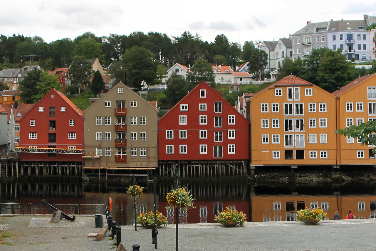 Norway, Trondelag, Trondheim